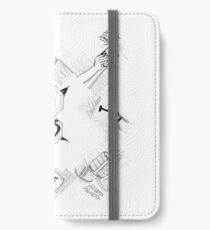 8 Teas iPhone Wallet/Case/Skin
