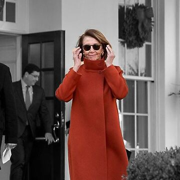"Nancy Pelosi ""Back in Business"" by itsmebecca"