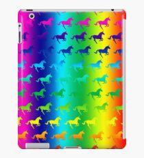 Psychedelic Unicorn Pattern iPad Case/Skin