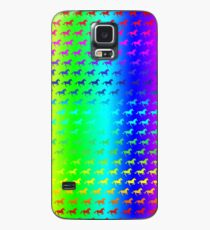 Psychedelic Unicorn Pattern Case/Skin for Samsung Galaxy