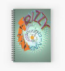 Cuaderno de espiral DIZZY  ((O))