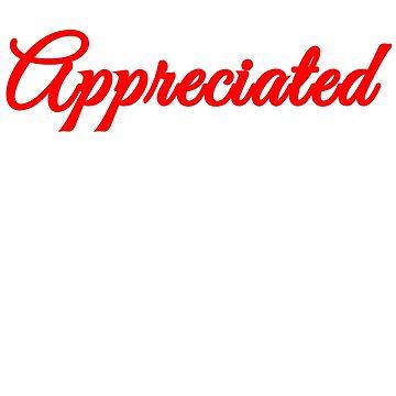 Appreciated  by ShyneR