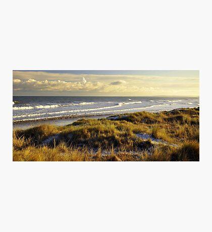 Mornington beach, Co Meath. Photographic Print
