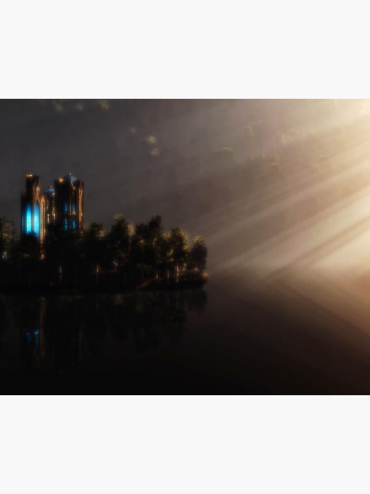 Elven Temple by FrankThomas