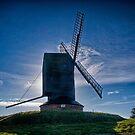 Rolvenden Windmill by Dave Godden