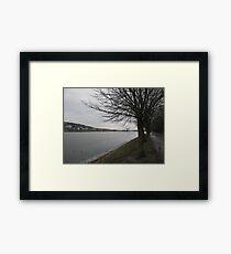 The River Lee Framed Print