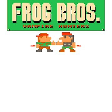 FROG BROS. by jasinmartin