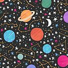 Astrology Pattern by latheandquill