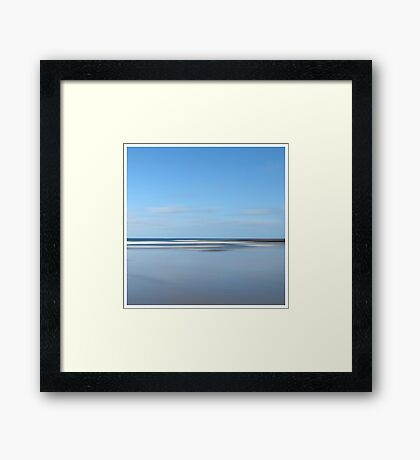 Happy Monday Framed Print