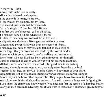 War Quotes by qqqueiru