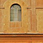 A Vatican Window............................Rome by Fara