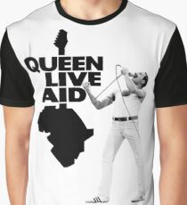 Queen Aid Graphic T-Shirt