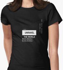 Camiseta entallada Desenmarañar