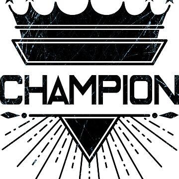 Champion by Melcu
