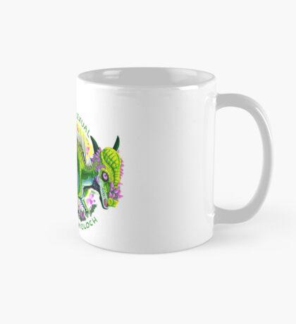 Skoliosexual Stygimoloch (with text)  Mug