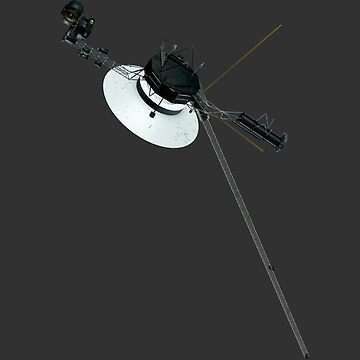 Voyager Probe Space Exploration NASA  by quark
