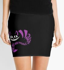 We're All Mad Here  Mini Skirt