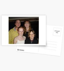 Parkes Family Postcards