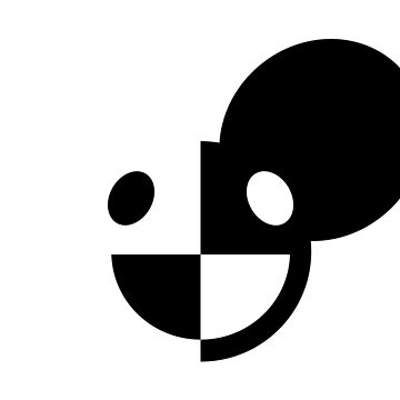 Deadmau5 Asymmetry Logo by mullelito