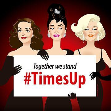 #TimesUp by AleMogolloArt