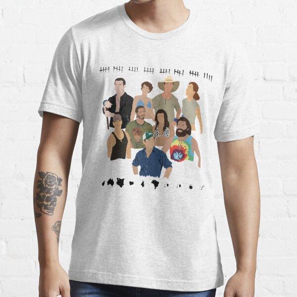 Survivor All Stars Essential T-Shirt