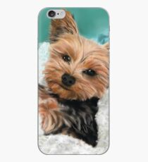 Chewie the Adorable Yorkie iPhone Case