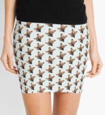 Chewie the Adorable Yorkie Mini Skirt
