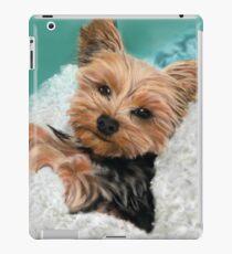 Chewie the Adorable Yorkie iPad Case/Skin