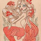 Swimming with Koi by LeaBarozzi