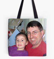Eliza and Gary Tote Bag