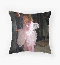 Amara Fairy Throw Pillow