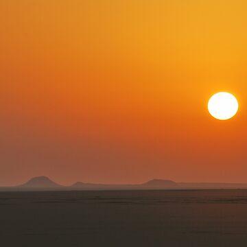 Sahara Dawn by spottydog06