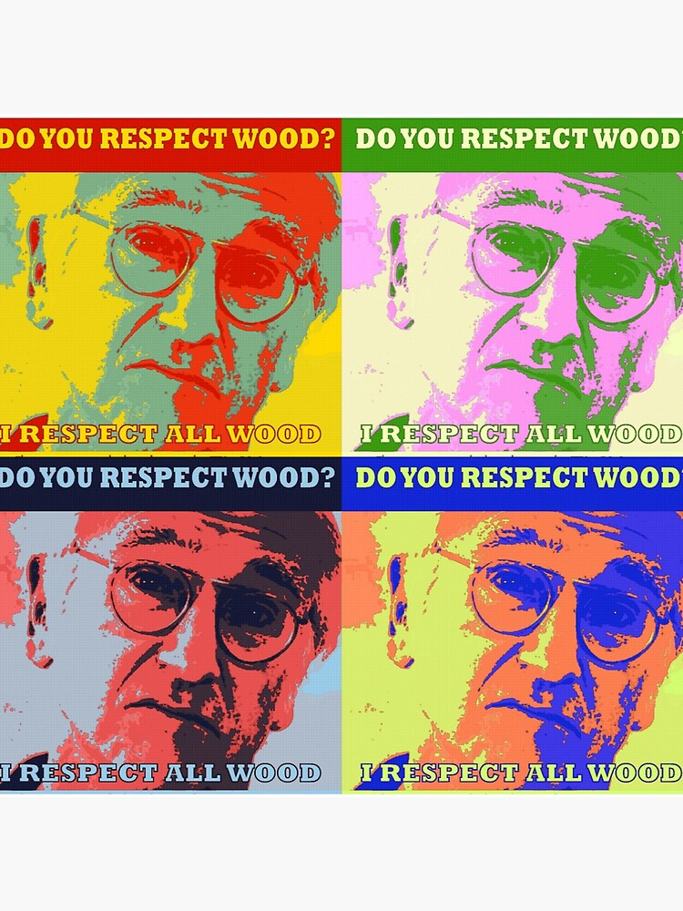 Respect All Wood by DroidAKov