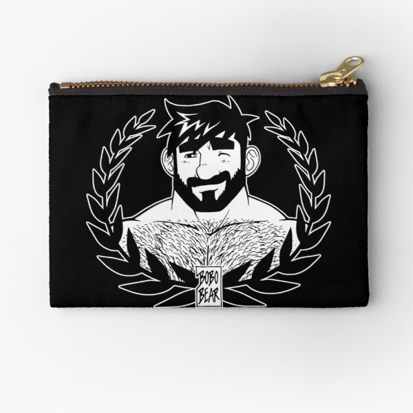 ADAM LIKES LAUREL Zipper Pouch
