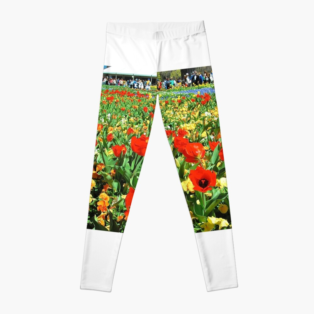 From a Tulip's View Leggings