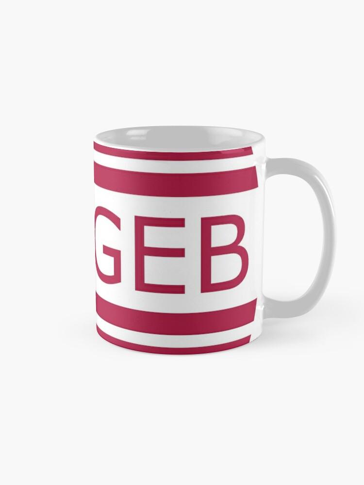 Alternate view of The Geb Band - Raleigh, NC Band Mug