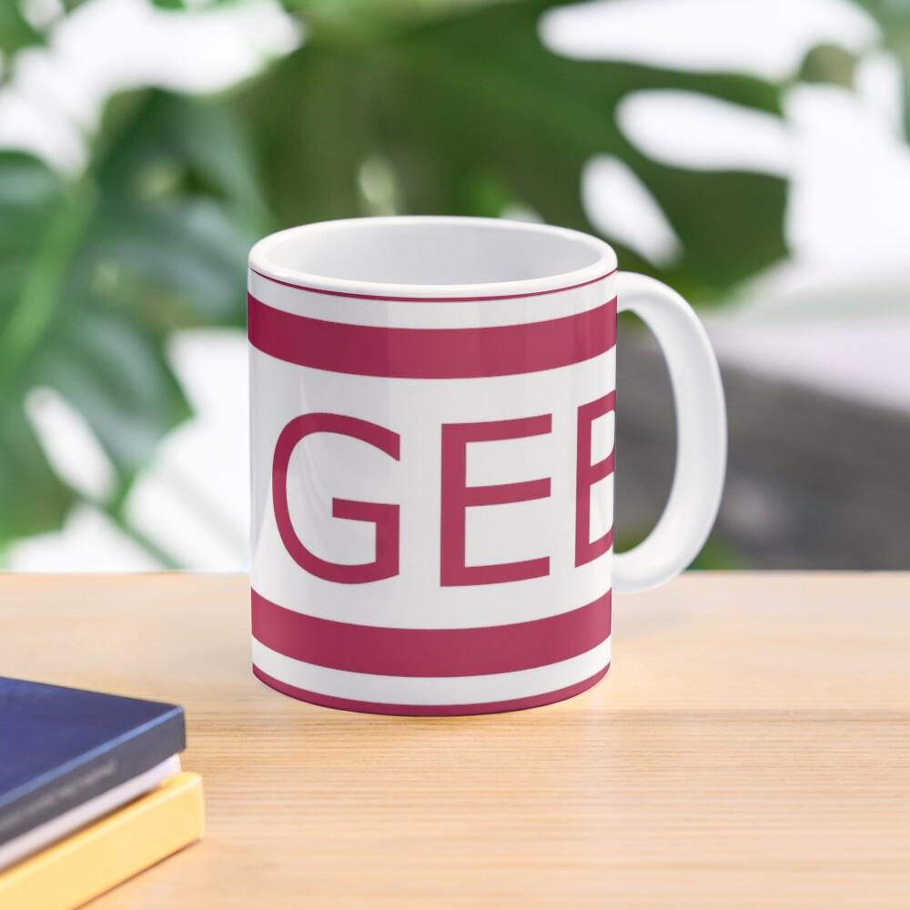 The Geb Band - Raleigh, NC Band Mug