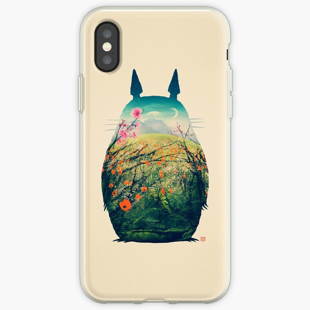 Tonari No Totoro iPhone Case & Cover