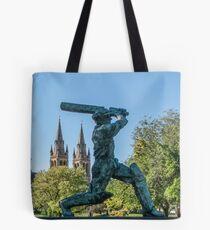 Sir Donald Bradman (The Don)  Tote Bag