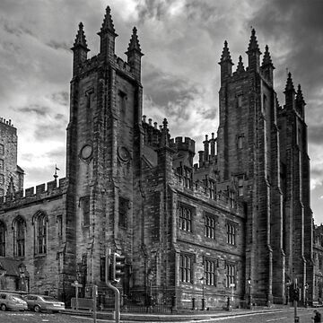 School of Divinity - B&W by tomg