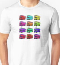 London buses Unisex T-Shirt