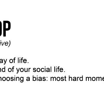 Definition of K-pop. by Duckiechan