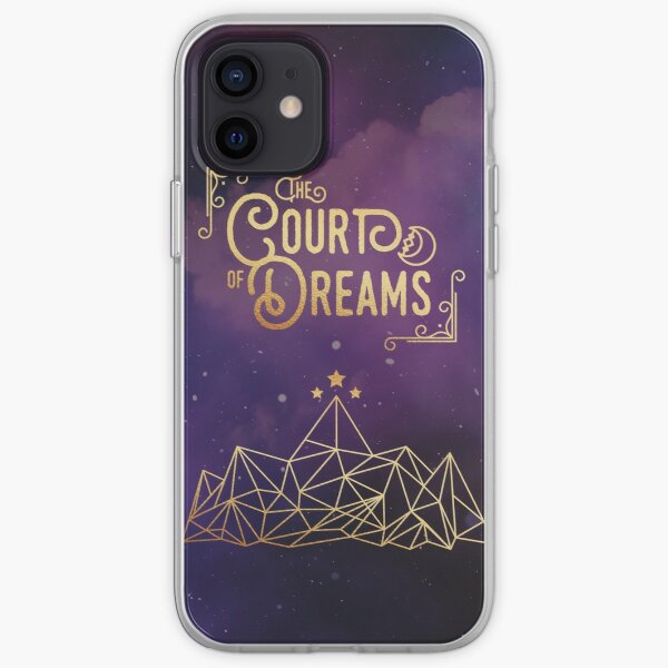 The Court of Dreams - ACOMAF iPhone Soft Case