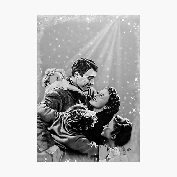 It's a Wonderful Life Photographic Print