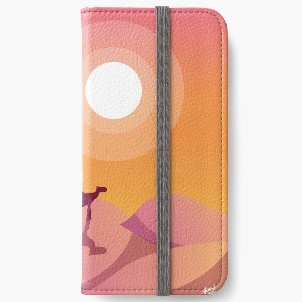 Vector Desert iPhone Wallet