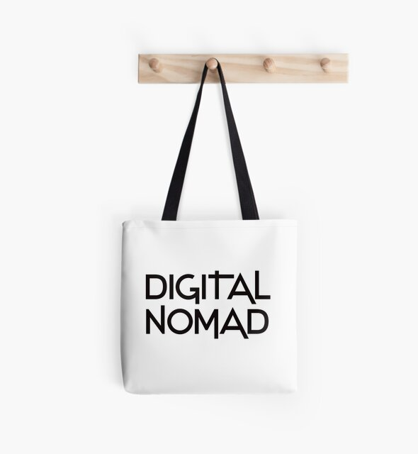Digital Nomad  by BrightNomad