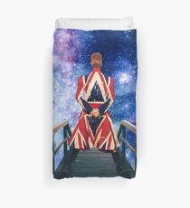 Bowie geht in den Weltraum Bettbezug