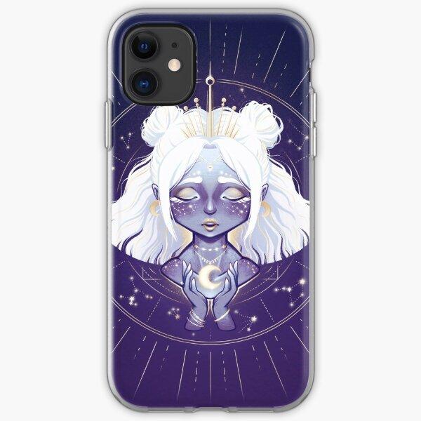 Lunar Guardian iPhone Soft Case