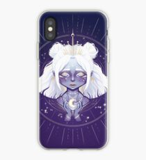 Lunar Guardian iPhone Case