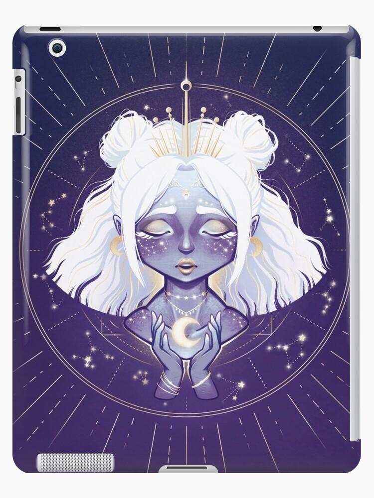 Lunar Guardian by France Mansiaux